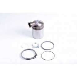 Filtre à particules (FAP) pour Citroen Berlingo 1.6 HDi Multispace MPV 92cv 16v (véhicule Diesel) Moteur : DV6ATED4
