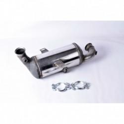 Filtre à particules (FAP) pour Citroen DS3 1.6 HDi Hayon 89cv 8v (véhicule Diesel) Moteur : 9HP(DV6DTED)