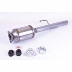 Filtre à particules (FAP) pour Fiat 500 1.3 Multijet Hayon 74cv 16v (véhicule Diesel) Moteur : 169A1.000