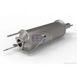 Filtre à particules (FAP) pour Fiat Croma 1.9 Break 148cv 16v (véhicule Diesel) Moteur : 939A2.000