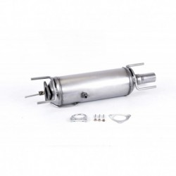 Filtre à particules (FAP) pour Fiat Croma 2.4 Break 197cv 20v (véhicule Diesel) Moteur : 939A3.000