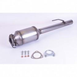 Filtre à particules (FAP) pour Fiat Doblo 1.3 Multijet MPV 85cv 16v (véhicule Diesel) Moteur : 223A9.000