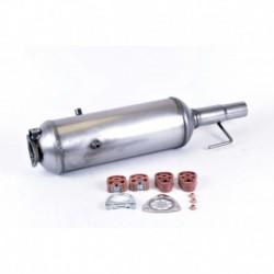 Filtre à particules (FAP) pour Fiat Doblo 1.9 JTD MPV 118cv 8v (véhicule Diesel) Moteur : 186A9.000