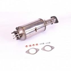 Filtre à particules (FAP) pour Ford Mondeo 2.0 TDCi Break 138cv 16v (véhicule Diesel) Moteur : QXBA - QXBB - UFBA - UFBB