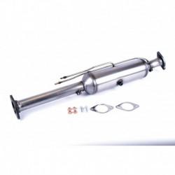 Filtre à particules (FAP) pour Ford S-MAX 2.2 TDCi MPV 197cv 16v (véhicule Diesel) Moteur : KNWA