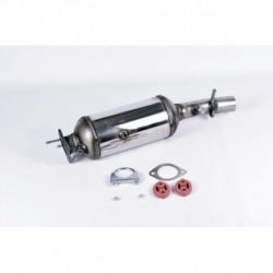 Filtre à particules (FAP) pour Ford Transit 2.2 TDCi Chassis Cab 153cv 16v (véhicule Diesel) Moteur : CVRA