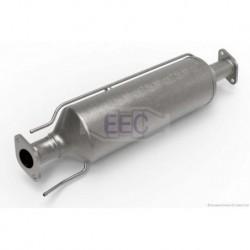 Filtre à particules (FAP) pour Kia Carens 2.0 CRDi MPV 111cv 8v (véhicule Diesel) Moteur : D4EA