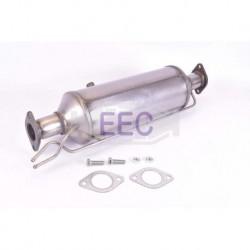 Filtre à particules (FAP) pour Kia Sportage 2.0 ATV/SUV 111cv 16v (véhicule Diesel) Moteur : D4EA