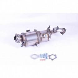 Filtre à particules (FAP) pour Lexus IS220 2.2 Berline 177cv 16v (véhicule Diesel) Moteur : 2AD-FHV