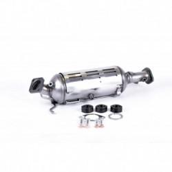 Filtre à particules (FAP) pour Mazda 5 2.0 MPV 108cv 16v (véhicule Diesel) Moteur : RF