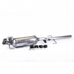 Filtre à particules (FAP) pour Mazda 6 2.0 Break 141cv 16v (véhicule Diesel) Moteur : RF7J