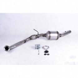 Filtre à particules (FAP) pour Mercedes B200 2.0 CDi W245 MPV 140cv 16v (véhicule Diesel) Moteur : OM640.941