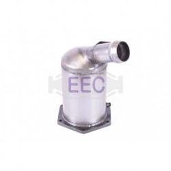 Filtre à particules (FAP) pour Mercedes C200 2.1 CDi L203 Coupé 122cv 16v (véhicule Diesel) Moteur : OM646.962