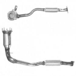 Catalyseur pour FORD ESCORT 1.6 Zetec Boite auto