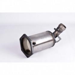 Filtre à particules (FAP) pour Mercedes E200 2.2 CDi W211 Berline 102cv 16v (véhicule Diesel) Moteur : OM646.951