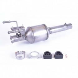 Filtre à particules (FAP) pour Mercedes Sprinter 2.1 CDi 209 Fourgon 88cv 16v (véhicule Diesel) Moteur : OM646.984