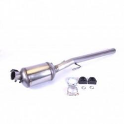 Filtre à particules (FAP) pour Mercedes Viano 2.0 CDi W639 MPV 109cv 16v (véhicule Diesel) Moteur : OM646.982