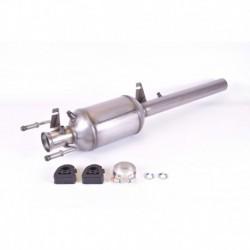 Filtre à particules (FAP) pour Mercedes Viano 3.0 CDi W639 MPV 201cv 24v (véhicule Diesel) Moteur : OM642.990
