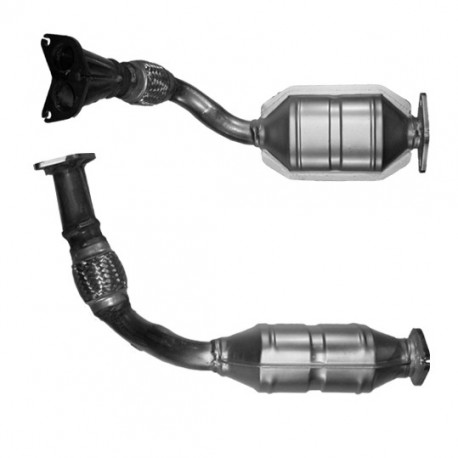 Catalyseur pour FORD ESCORT 1.8 Diesel Van