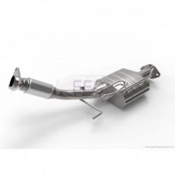 Filtre à particules (FAP) pour Nissan X-Trail 2.0 dCi ATV/SUV 148cv 16v (véhicule Diesel) Moteur : M9R
