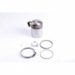 Filtre à particules (FAP) pour Peugeot 206 1.6 HDi Hayon 110cv 16v (véhicule Diesel) Moteur : 9HY(DV6TED4) - 9HZ(DV6TED4)