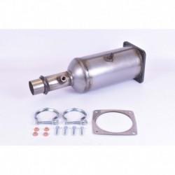 Filtre à particules (FAP) pour Peugeot 307 2.0 HDi Break 110cv 8v (véhicule Diesel) Moteur : RHS(DW10ATED)