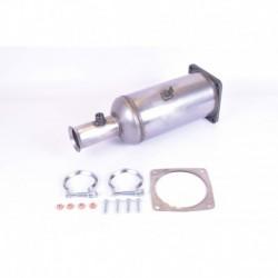 Filtre à particules (FAP) pour Peugeot 406 2.0 HDi Berline 110cv 8v (véhicule Diesel) Moteur : RHS(DW10ATED) - RHZ(DW10ATED)