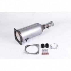 Filtre à particules (FAP) pour Peugeot 607 2.2 HDi Berline 170cv 16v (véhicule Diesel) Moteur : 4HT(DW12BTED4)