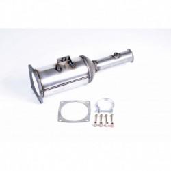 Filtre à particules (FAP) pour Peugeot 807 2.2 HDi MPV 170cv 16v (véhicule Diesel) Moteur : 4HT(DW12BTED4)