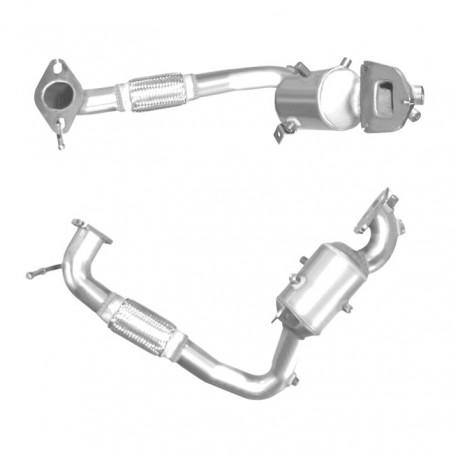 Catalyseur pour FORD FIESTA 1.0 12v (moteur : P4JA - P4JB)