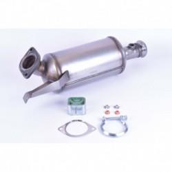 Filtre à particules (FAP) pour Renault Master 2.5 dCi Fourgon 100cv 16v (véhicule Diesel) Moteur : G9U754