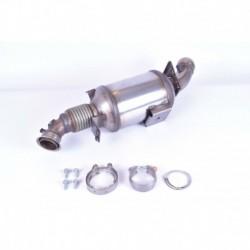 Filtre à particules (FAP) pour Volkswagen Crafter 2.5 BlueTDi Fourgon 87cv 10v (véhicule Diesel) Moteur : BJJ