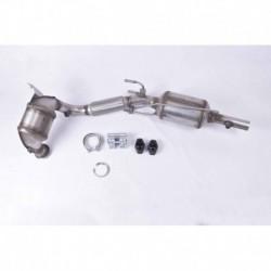 Filtre à particules (FAP) pour Volkswagen Polo 1.6 TDi Hayon 104cv 16v (véhicule Diesel) Moteur : CAYC