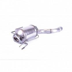 Filtre à particules (FAP) pour Volkswagen Touareg 3.0 TDi ATV/SUV 225cv 24v (véhicule Diesel) Moteur : BKS