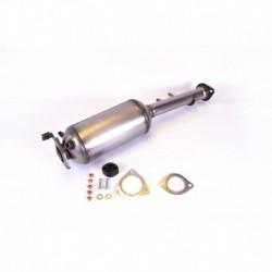 Filtre à particules (FAP) pour Volvo C30 2.4 Coupé 178cv 20v (véhicule Diesel) Moteur : D5244T8