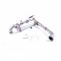 Filtre à particules (FAP) pour Volvo V50 1.6 Break 108cv 16v (véhicule Diesel) Moteur : D4164T