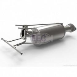 Filtre à particules (FAP) pour Volvo XC90 2.4 D5 ATV/SUV 185cv 20v (véhicule Diesel) Moteur : D5244T4
