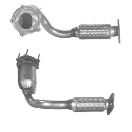 Catalyseur pour FORD FIESTA 1.4 16v ZH14 (catalyseur situé coté moteur)