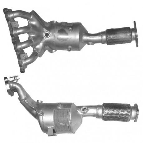 Catalyseur pour FORD FIESTA 1.4 16v 90ps (moteur : SPJA - SPJC)