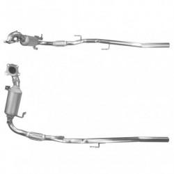 Catalyseur pour AUDI A1 1.2 TFSi 8v (moteur : CBZA)