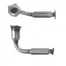 Catalyseur pour FORD FIESTA 1.8 Diesel (moteur : RTJ - RTK)