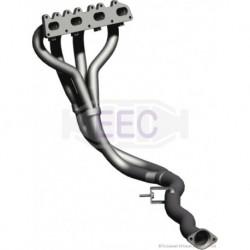 Tuyau d'échappement pour Opel Cavalier 2.0 GSi Berline 150cv 16v (véhicule Essence) Moteur : C20XE
