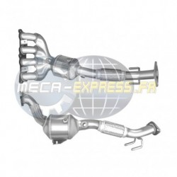 Catalyseur pour FORD FOCUS 1.6 Mk.3 Ti 16v (moteur : XTDA)