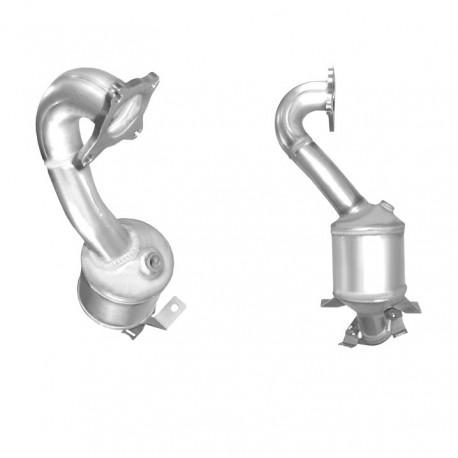 Catalyseur pour AUDI A1 1.4 TFSi (moteur : CAXA - CNVA -)