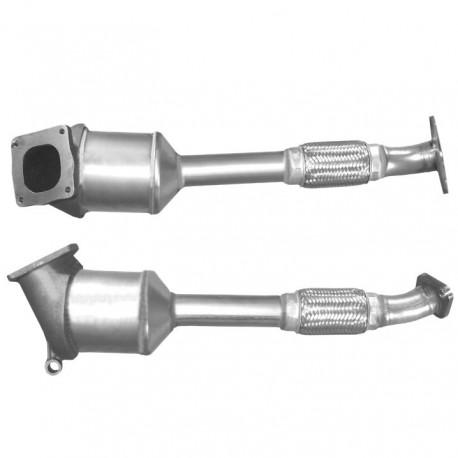 Catalyseur pour FORD FOCUS 1.8 Mk.1 TDCi 115cv (moteur : F9DA - F9DB)