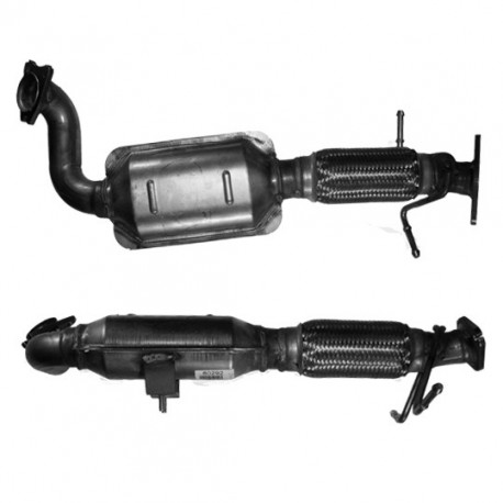 Catalyseur pour FORD FOCUS 1.8 Mk.2 TDCi