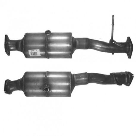 Catalyseur pour FORD FOCUS 2.5 Mk.2 ST 20v Turbo (moteur : HYDA)