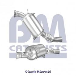 Filtre à particules (FAP) pour BMW 318d 2.0 E90 Turbo Diesel (moteur : N47 - EU4)