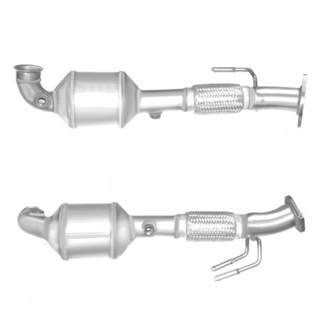 Catalyseur pour FORD GALAXY 2.0 TDCi (moteur : TYWA)