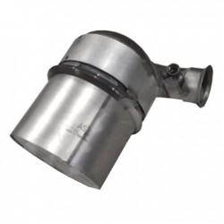 Filtre à particules (FAP) pour Citroen C4 CACTUS 1.6 HDi Hayon 89cv 8v (véhicule Diesel) Moteur : 9HP(DV6DTED)